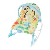 Cadeira Cadeirinha De Balanço Bebe Musical Vibratória 18 Kg - DM Toys