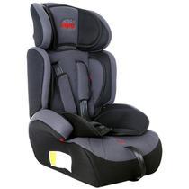 Cadeira Cadeirinha Infantil Criança Para Carro Auto - 9 á 36 Kg - Action Baby Cinza -