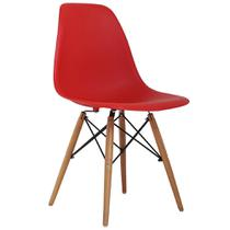 Cadeira Charles Eames Wood Design Cores Nf Dsw - Cds