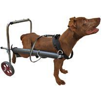 Cadeira De 2 Rodas Para Cão Cachorro Médio Porte De 8 A 15Kg - Pet Best