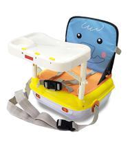 Cadeira de alimentação conforto portátil com som zoop toys  - zp00650 -