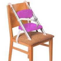 Cadeira de Alimentação Portátil Hang N Seat Roxo - Tinok