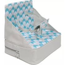 Cadeira de Alimentação Portátil Turquesa - Buba -