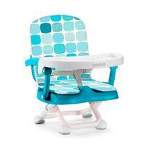 Cadeira De Alimentação Portátil Up Seat 6-15kg Azul Weego -