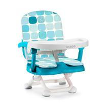 Cadeira de Alimentação Portátil Up Seat 6m aos 15Kg Azul Weego -
