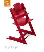 Cadeira de Alimentação Tripp Trapp Vermelha - Stokke -