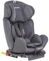 Cadeira de Auto Bebê Apollo 0 À 36kg Isofix Inclinação Kiddo Cinza -