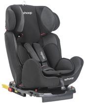 Cadeira de Auto Bebê Apollo 0 À 36kg Isofix Inclinação Kiddo Preto -