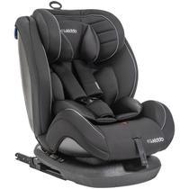 Cadeira de Auto Poltrona Mooz 0 À 36kg Inclinação Kiddo Preto Inmetro -