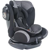 Cadeira de Auto Poltrona Stretch 0 À 36kg Inclinação Preto C/ Cinza Inmetro - Kiddo