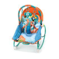 Cadeira De Balanço Para Bebês 0-20 Kg Elefante Multikids Baby - BB363 - Multikidsbaby