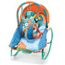 Cadeira De Balanço Reclinável - Elefantes - Multikids Baby -