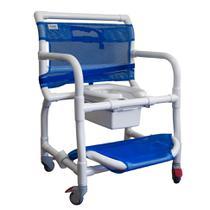 Cadeira de Banho para Obeso Carcilife - Capacidade 150 kg - Carci -