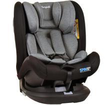 Cadeira de Bebê Para Auto Spin Isofix Cinza De 0 a 36Kg Burigotto - Burigotto Imp