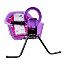 Cadeira De Bicicleta Dianteira Frontal Cadeirinha Luxo - Pojda