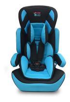 Cadeira de Carro Bebê TX 9 a 36 Kg Azul Star Baby -