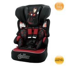 Cadeira de Carro Beline Luxe Homem de Ferro de 9 a 36 Kg - Marvel