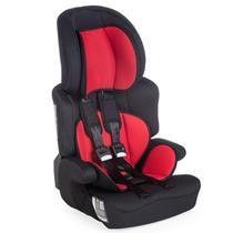 Cadeira de Carro Protek de 9 a 36 Kg - Vermelho -
