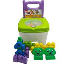 Cadeira de Criança Brinquedos Educativos Brinkadeira Tic Tac - Dismat