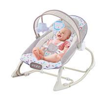Cadeira de Descanço Vibratória Musical com Touch Screnn  até 18 Kilos - Care Happy - Star Baby -