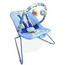 Cadeira de descanso 11kgs Lite Azul Baby Style -