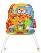 Cadeira De Descanso 11kgs Musical Leãozinho Protek Baby -