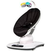 Cadeira De Descanso 4moms Mamaroo 4.0 Black Classic Preta -