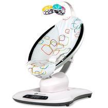 Cadeira De Descanso 4moms Mamaroo 4.0 Multicolor Plush Colorido -