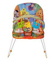 Cadeira de descanso amigos da floresta - Protek