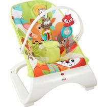 Cadeira De Descanso Amigos Do Bosque Cmv29 - Fisher Price - Mattel