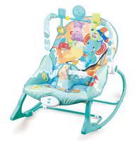 Cadeira de Descanso Bebê Amigos Oceanos 18 Kg Baby Style -