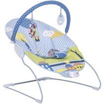 Cadeira de Descanso Bebê Vibra Joy Azul - Kiddo -
