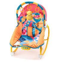 Cadeira de descanso com balanço musica e vibração multikids -