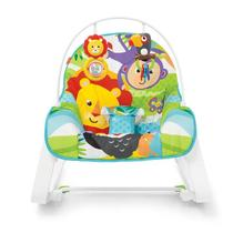 Cadeira de Descanso - Infant-to-Toddler Rocker - Macaquinho e Leão - Fisher-Price - Mattel