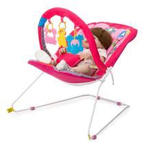 Cadeira de Descanso Jardim Protek - Rosa -