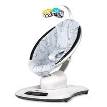 Cadeira de Descanso MAMAROO 4.0 Silver Plush 4Moms -