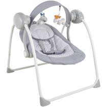 Cadeira de Descanso Mimo Cinza Lenox - Kiddo -