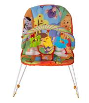 Cadeira De Descanso Musical Até 11 Kg Amigos da Floresta  - Protek -