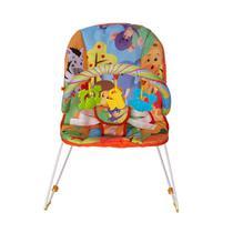 Cadeira De Descanso Musical Até 11Kgs Amigos da Floresta Protek Baby -