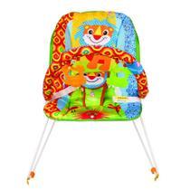 Cadeira de Descanso Musical Até 11Kgs Leãozinho Protek Baby -