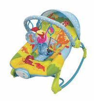 Cadeira de Descanso Musical até 18 Kg Dino 3681Dican -
