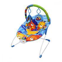 Cadeira de Descanso Musical e Vibratória Dican para Crianças até 11Kg Reis da Selva Dican -