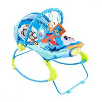 Cadeira de Descanso Musical e Vibratória Dican para Crianças até 18 Kg Circo Divertido -
