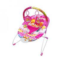 Cadeira de Descanso Musical e Vibratória para Crianças de até 11Kg Docinho 3668 Dican -