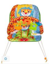 Cadeira de Descanso Musical Protek Leaozinho -