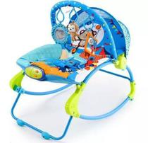 Cadeira De Descanso Musical Vibratória Dican 18 KG Circo -