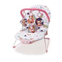 Cadeira De Descanso Para Bebês 0-15 Kg Rosa Weego - 4027 -