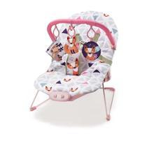 Cadeira De Descanso Para Bebês 0m+ à 15Kg Rosa Weego -