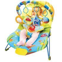 Cadeira de Descanso Selva Vibratória e Reclinável 11kg - Dican