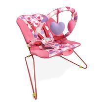 Cadeira de Descanso Vibratória Bebê Musical Lite Baby Style -